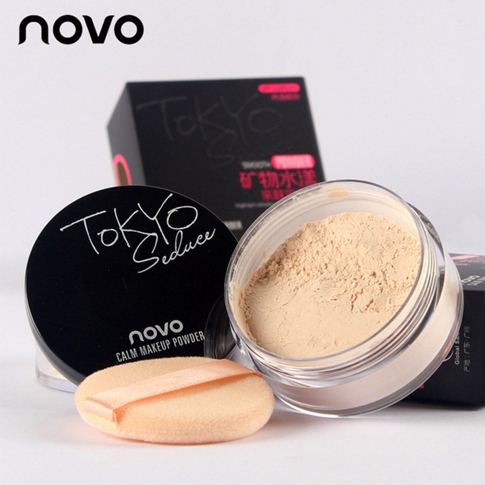 Brand New 4 Colors Smooth Loose Powder Makeup Transparent ...