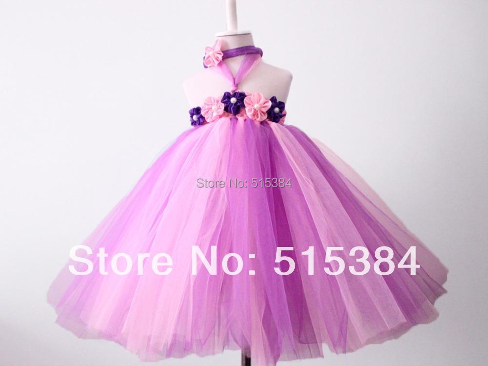 Aliexpress Buy pink purple tutu dress for baby girls