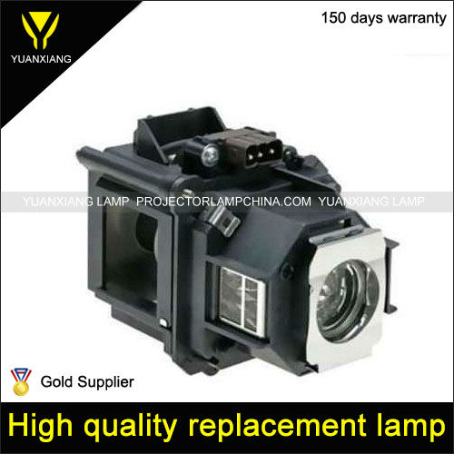 Фотография Projector Lamp for Elmo EDP-5100 bulb P/N TLPL2 9393 120W UHP id:lmp0465