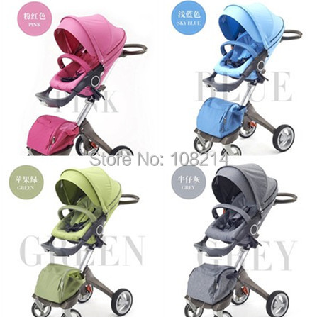 Promation!DSLAND Stroller,New Style 2014 In China Good Looking Steady Frame Baby Strollers With Series Colors Free Shipping<br><br>Aliexpress