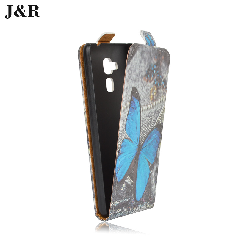 Case Cover Huawei Honor 5C Fundas Cute Painting J&R Brand Capas Coque Flip PU Leather Hard Back Shell Phone Bag  -  Kemity Co., LTD store