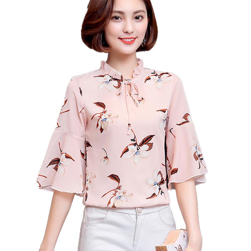 Модные Шифоновые Блузки 2017 С Доставкой