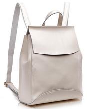 100% genuine leather free shipping Cowhide Backpack shengdilu brand 2015 women shoulder bag school bag High-end mochila(China (Mainland))