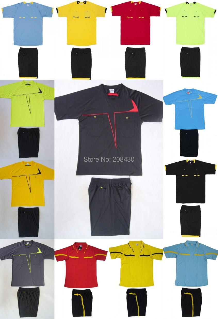 Uniformes de football arbitre