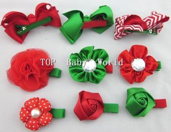New hair clip for christmas,christmas gift.hair clip.baby hair clip,hair accessories,36pcs/lot free shipping