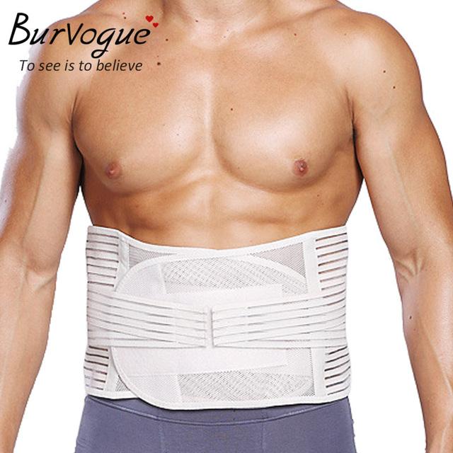 Burvogue мужчины формирователь похудения пояса тела шейперы белье талии и пояса Shapewear ...