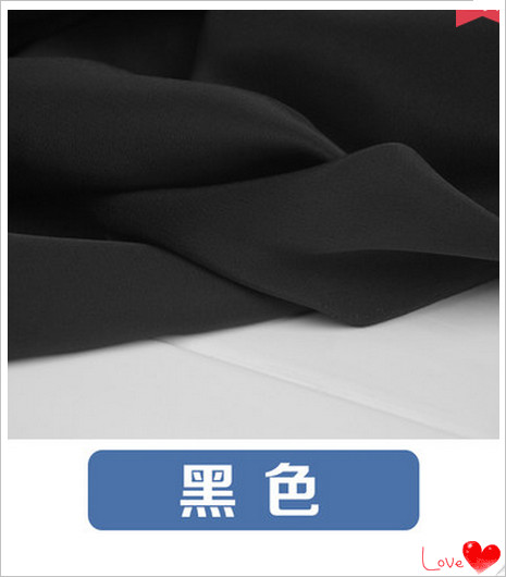 A06 Width 150cm Sewing accessories Kose Bao Dance costume clothes fabric chiffon fabric sleeves costume Hanfu thickening(China (Mainland))