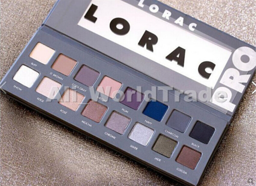 New Arrival Lorac pro Palette 2 Eyeshadow makeup 16 colors eye shadow With eye primer Cosmetics Free DHL Shipping 48pcs/lots<br><br>Aliexpress