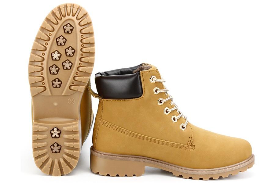 ซื้อ สตรีบู๊ทส์ผู้หญิงบูตข้อเท้าแฟชั่นใหม่ฤดูใบไม้ร่วงฤดูหนาวหนังหนังลูกไม้ขึ้นรองเท้าz apatos mujer Botas femininas