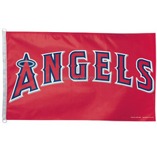Buy Los Angeles Angels Flag 3' x 5' FT MLB Banner brass metal holes Flag Size No.4 144* 96cm Custom flag for $6.49 in AliExpress store