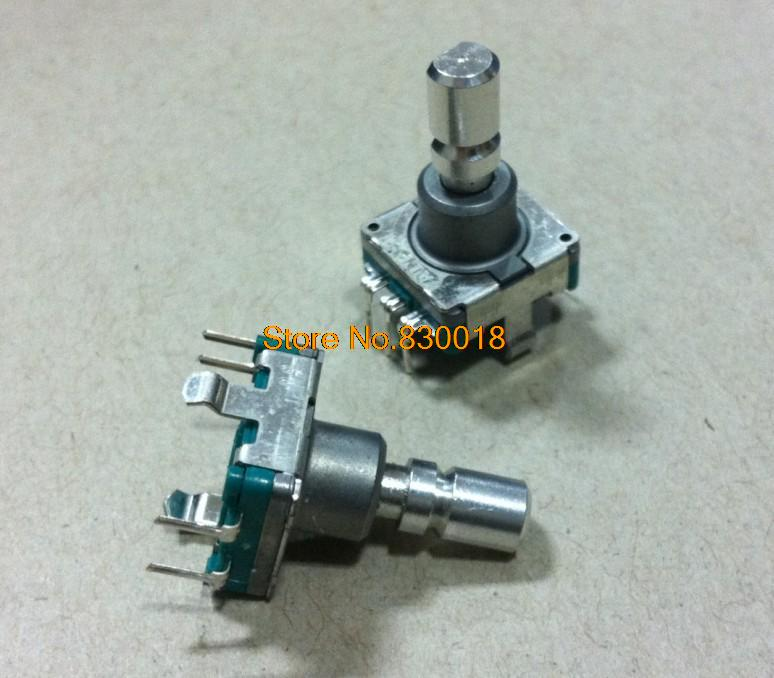 [ SA ]Original ALPS Alps EC11 Car 15MM thin shaft encoder 30 is positioned with a switch coding switch--20PCS/LOT<br><br>Aliexpress