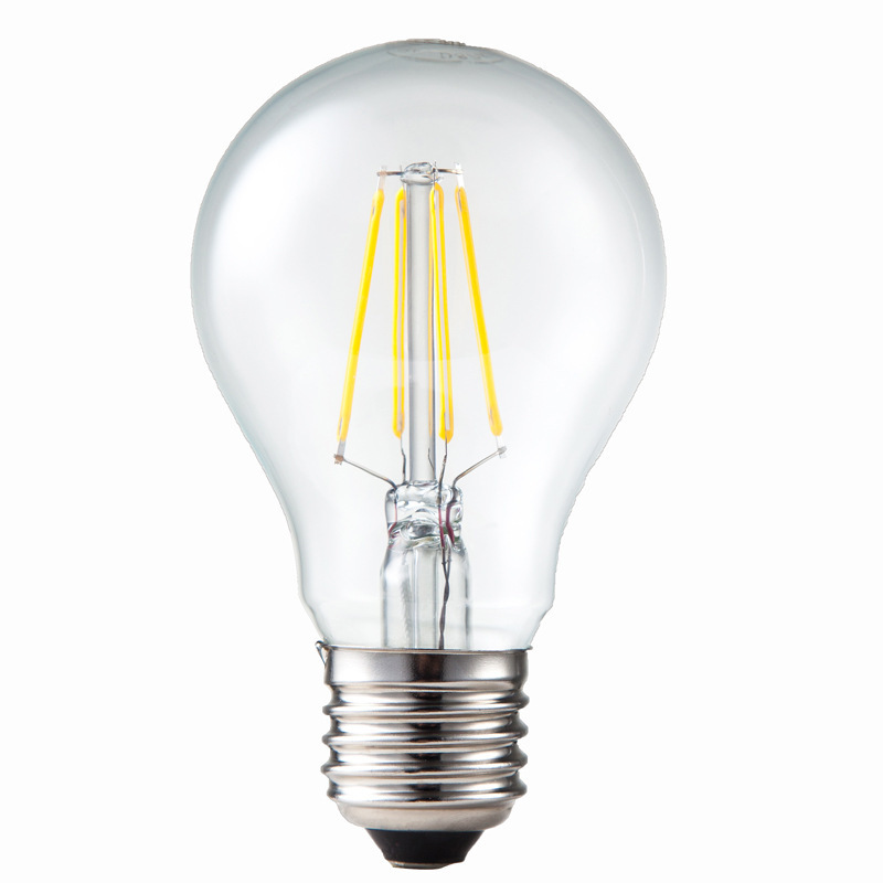 Super power e27 led light bulb replaces 4 watt filament led lamp warm white 3000k wholesales Led light bulb cost