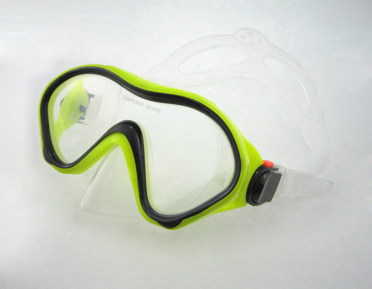 Junior Diving Mask To Scuba Diving Swimming Professional Optical Diving Goggle Mask(China (Mainland))