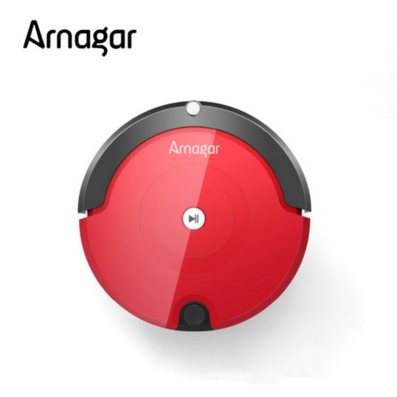 Arnagar Q2 Robot vacuum Cleaner Electric Sweeper Sensor,2000mAh battery Big Dustbin household cleaning robot vacuum cleaner(China (Mainland))