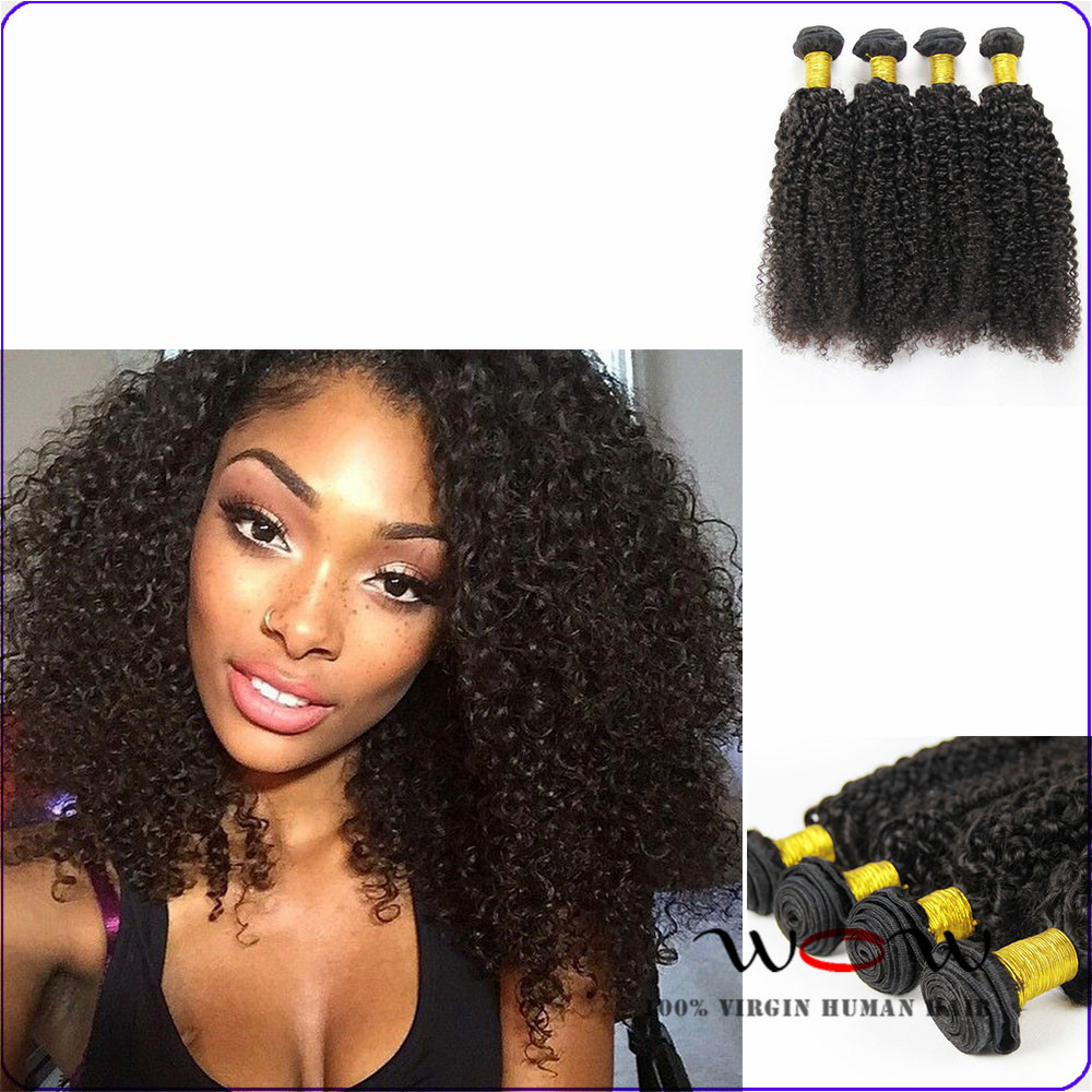 Cheap Human Hair Curly Weave Prices Of Remy Hair