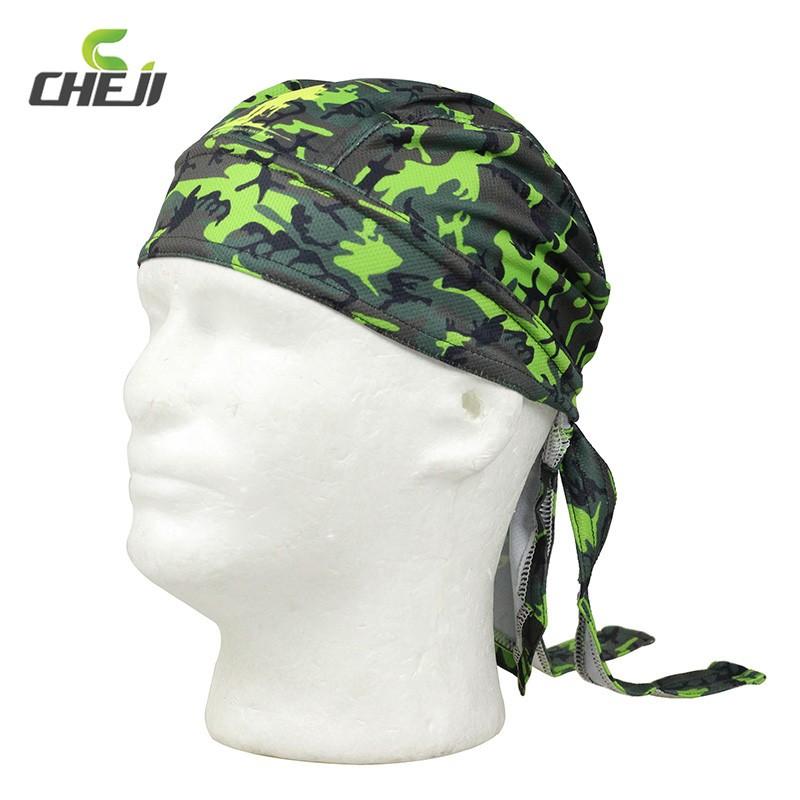 CHEJI Outdoor Sport Hiking Caps Sports Hiking Riding Headscarf Bandana Pirate Scarf Camo Cycling Cap Hat Waterproof Headband<br><br>Aliexpress