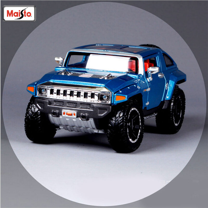 1:24 Scale brand maisto delicate kids hammer HX metal die cast model cars vehicle gift collectible auto motor toy for birthday(China (Mainland))