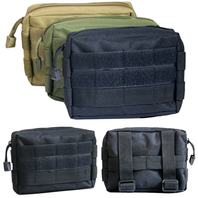 Sports Travel Pocket Organizer EDC MIni MOLLE Tactical Waist Packs Tactical Phone Pouch Bag Military First Aid Medical Bag Case(China (Mainland))