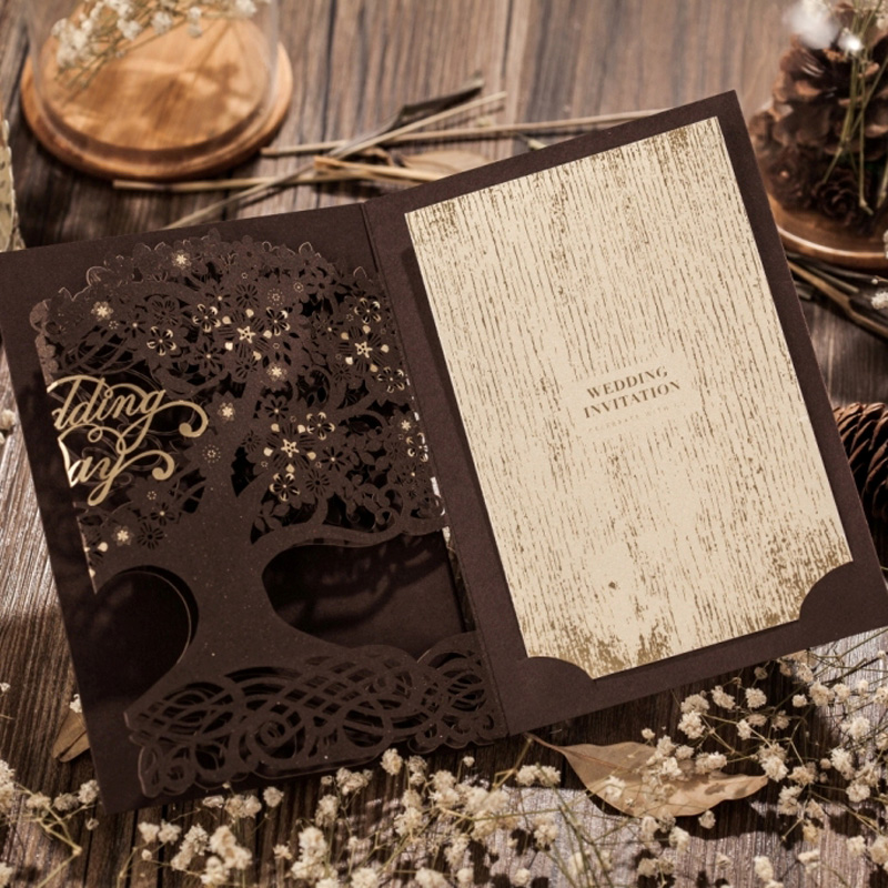 Luxury-Love-Tree-Wedding-Invitations-Free-Personalized-Printing-30PC-Marriage-Invitation-Cards-with-Envelopes
