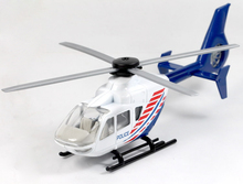 siku 2539 1:55 Police helicopter aircraft plane alloy car model toy