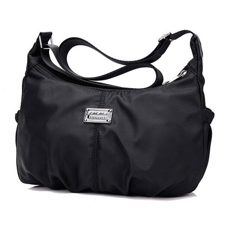 Women Crossbody Hobos Bag Ladies Nylon Handbag Travel Casual Bag Leisure Fashion Bags Bolsos Mujer Brand Bag Purse(China (Mainland))