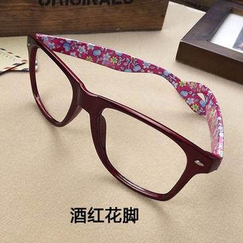Eyeglasses Frame In Spanish : FASHION Unisex Eye Glasses Frame No Lens Eyeglass Full Rim ...
