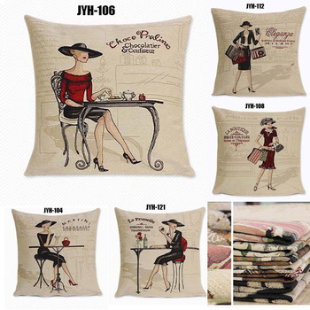 LOT of 5 pcs fashion KNITTING cushion covers wholesale to match sofas decorative throw pillow case TWO sides patterns NEVER FADE