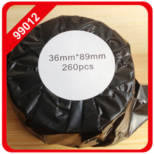 100x Rolls Dymo compatible 99012 9012 36mmx89 mm Large Address SEIKO Labels sticker for labelwriter Turbo