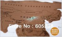 Travel Scratch Map World Map for traveler