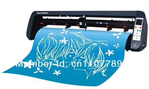 24'' cutting plotter with artcut software TH740/Vinyl cutting plotter(China (Mainland))