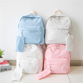 2016 Fashion School Backpacks Japan And Korean Preppy Style Rucksack For Girls Fresh Candy Color Shoulders