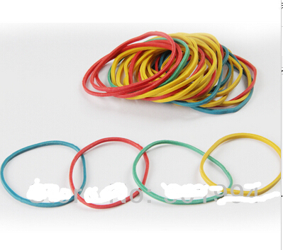 Free Shipping Professional Colorful Elastic Tattoo Rubber Bands Tattoo Accessories tattoo & body art(China (Mainland))