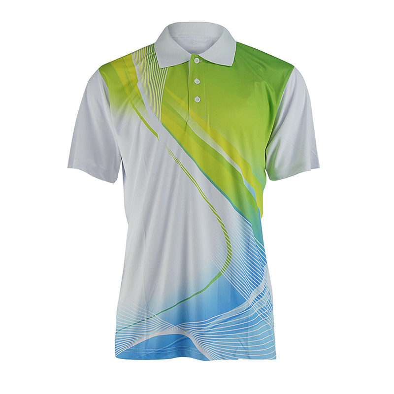 usa plus size polo men fashion 3D printing polos fast delivery in stock sports clothing shirt loose xxxxxl polo tops men(China (Mainland))