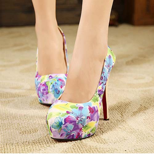 High Fashion Shoes For Discount Discount women pumps platform