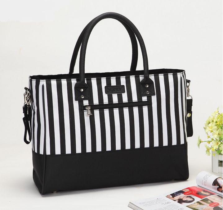 new 5pcs baby diaper nappy shoulder bag mummy bag handbag tote travel bag large. Black Bedroom Furniture Sets. Home Design Ideas