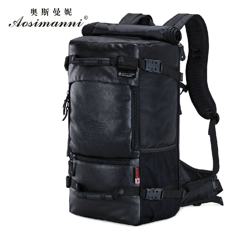 2014 New Style Genuine Leather Men Messenger Bags Shoulder BARCA sports waterproof Outdoor Travel - Shenzhen Sports Accessories Trading Co.,Ltd store