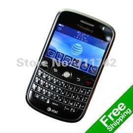 Blackberry 9000 refurbished Unlocked Valid PIN+IMEI Blackberry  Bold mobile phone