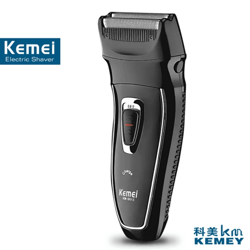 km-8013 Dual-head Men electric shaver electric razor new product promotion free shipping suitable for big beardShaving Machine(China (Mainland))