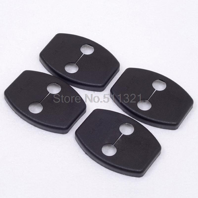 Door lock buckle For toyota corolla / Verso EZ /mark X / prado/resolute vehicle shock absorber pad rav4/Highlander /camry(China (Mainland))