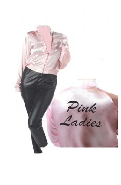 Ladies Pink Jackets