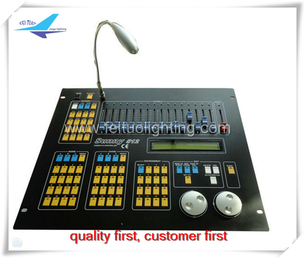 led Stage lighting console new sunny 512 dmx controller(China (Mainland))