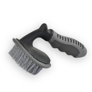 Free Shipping car rim wire tools clean cleaning car tyre brush car wash supplies(China (Mainland))