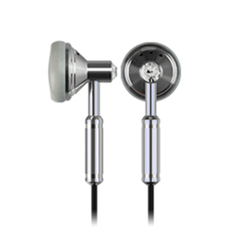 Hot Sale Cool Diamond Metal Fornew Headphones Earplugs Aluminum Alloy Mobile Magic Sound Android Stereo Headsets For Htc Samsung(China (Mainland))