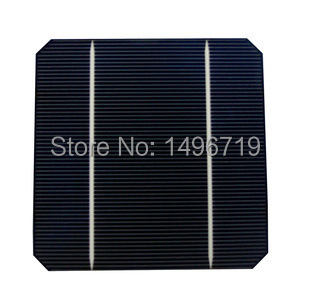 2015 Hot 40 pcs 125x125 A grade Solar cell solar cells for DIY 100w solar panel(China (Mainland))