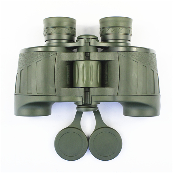Professoion 7x32 Wide Angle outdoor army binoculars telescope powerful military Bak4 Porro Prism binocular High-end - TOP10 Binoculars Telescope store