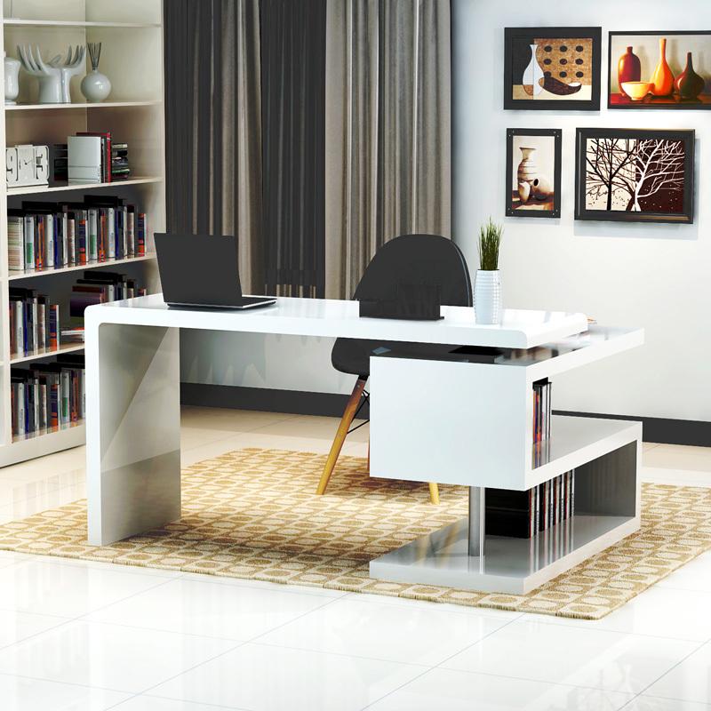 markov waddy minimalist white piano lacquer combination. Black Bedroom Furniture Sets. Home Design Ideas
