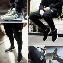 Casual men's pants new arrive autumn camouflage pants sports pants harem pants men Slim long trousers Mens Joggers Sweatpants