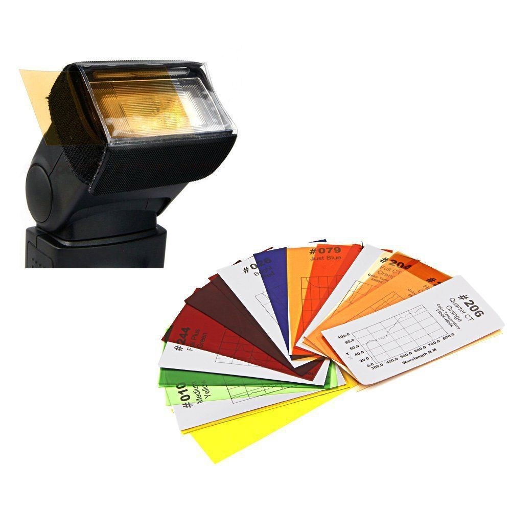 Godox CF-07 Color Flash Gel Filter 7 Sets of Colors For Camera Lighting Effects for Canon 580EX 600EX-RT,for Nikon SB900 SB910,(China (Mainland))