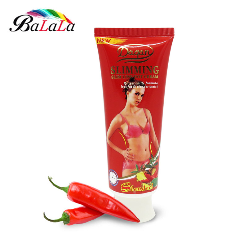 chili body slimming creams health care losing weight loss products to shape up fat burning slim massage cellulite lost weight(China (Mainland))