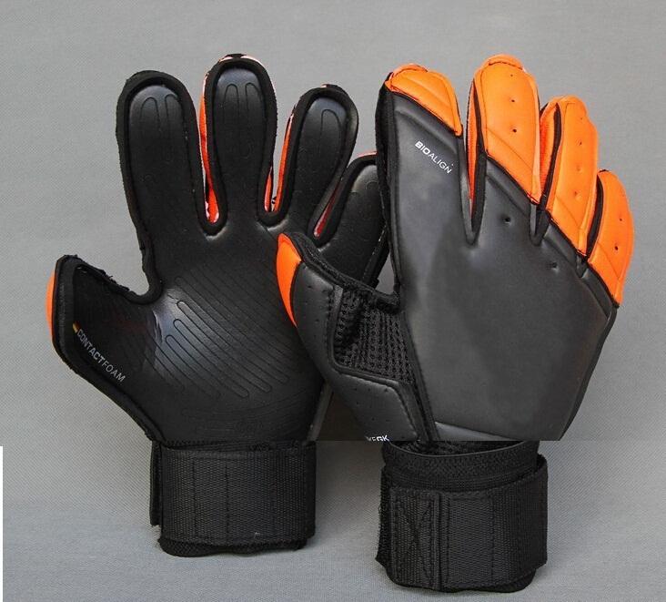 2015 Brand NK Football Professional Goalkeeper Gloves Goalie Soccer Bola De Futebol SGT Thicken 5mm Latex Goal Keeper Gloves(China (Mainland))